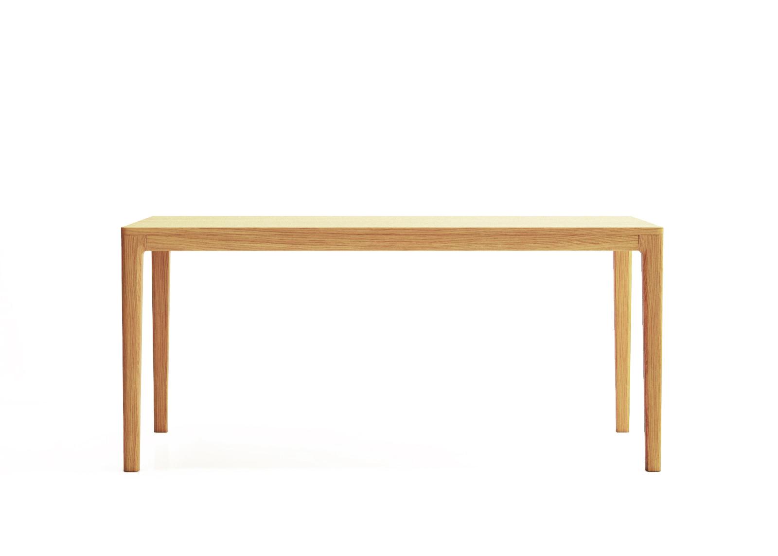 Обеденный стол MAVISОбеденные столы<br>Обеденный стол MAVIS представляет собой безупречный дизайн, элегантность и универсальность.<br>Благодаря своему внешнему минимализму MAVIS отлично впишется в интерьер кухни, столовой или офиса,<br>кроме того, к нему подойдет множество самых разных типов стульев.<br>Размеры стола рассчитаны на 6-8 персон.<br>Стол MAVIS доступен в пяти видах отделки: светлый дуб, темный дуб, дуб венге, беленый дуб, дуб орех.<br><br>Material: Дуб<br>Length см: None<br>Width см: 160<br>Depth см: 75<br>Height см: 80