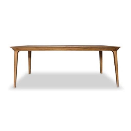 Стол ХирошимаОбеденные столы<br><br><br>Material: Дерево<br>Width см: 203<br>Depth см: 103<br>Height см: 76