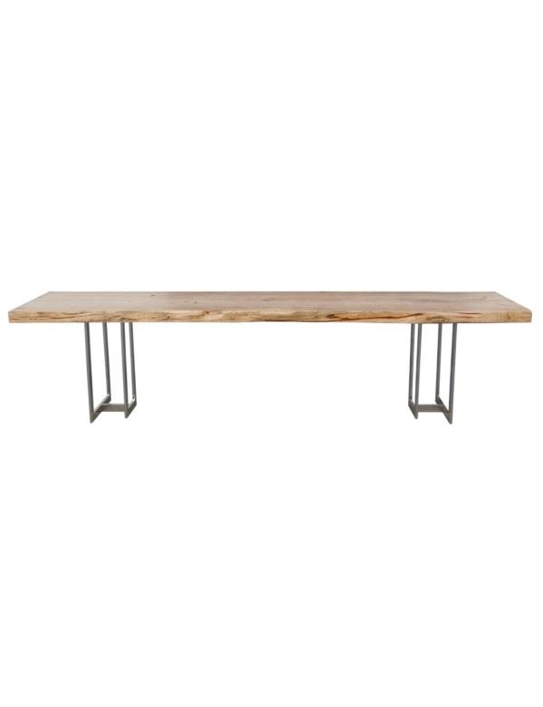 Стол обеденныйОбеденные столы<br><br><br>Material: Дерево<br>Length см: None<br>Width см: 318<br>Depth см: 80<br>Height см: 76