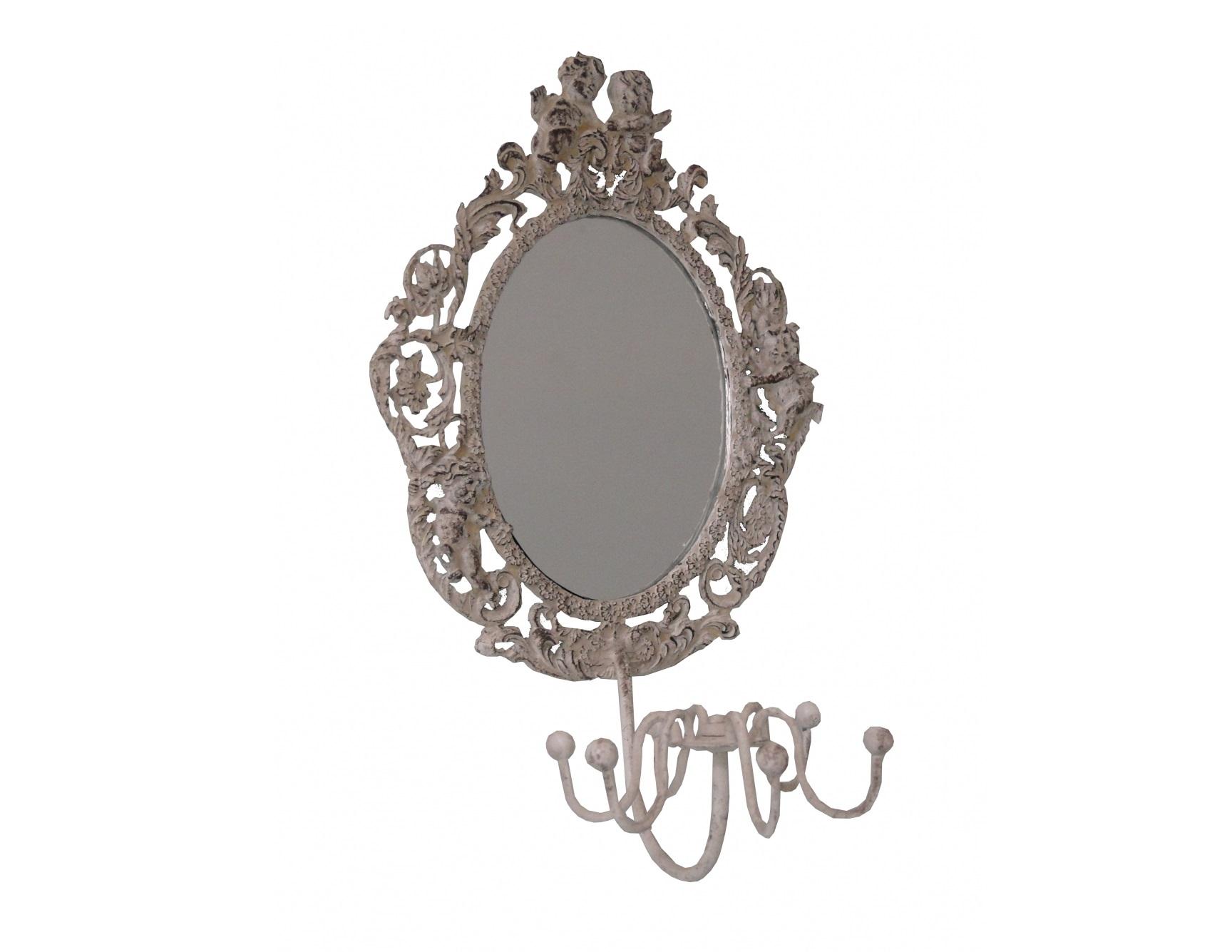 "Anticline Настенное зеркало с вешалкой ""Gracia"""
