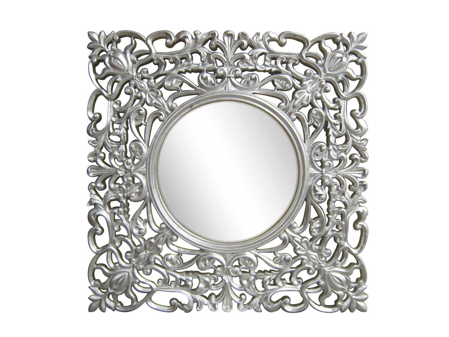 Зеркало ArgentoНастенные зеркала<br>Элегантность и функциональность ? это идеальное сочетание объединилось при создании данного зеркала. Зеркало &amp;quot;Argento&amp;quot; визуально сделает комнату просторнее и светлее.<br><br>Material: Полистоун<br>Length см: 111<br>Width см: 3<br>Height см: 111