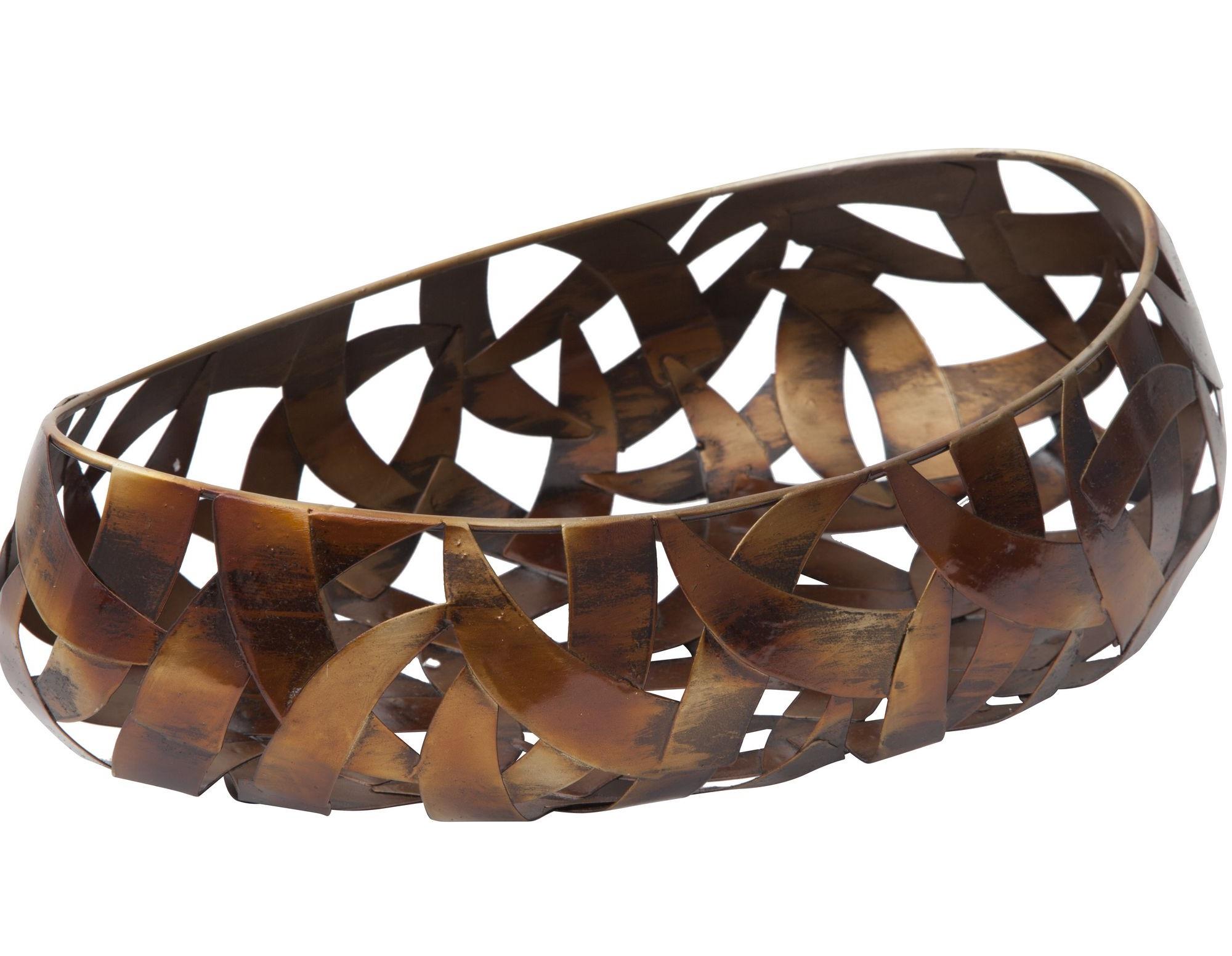 Предмет декора IrongraceДругое<br>Элементы декора - это неотъемлемая часть интерьера, способная  задать тон всей обстановке, подчеркнуть ее достоинства или же стать удачным дополнением. Элемент декора обеспечивает целостность восприятия общей картины.<br><br>Material: Железо<br>Length см: 32<br>Width см: 17.5<br>Height см: 10