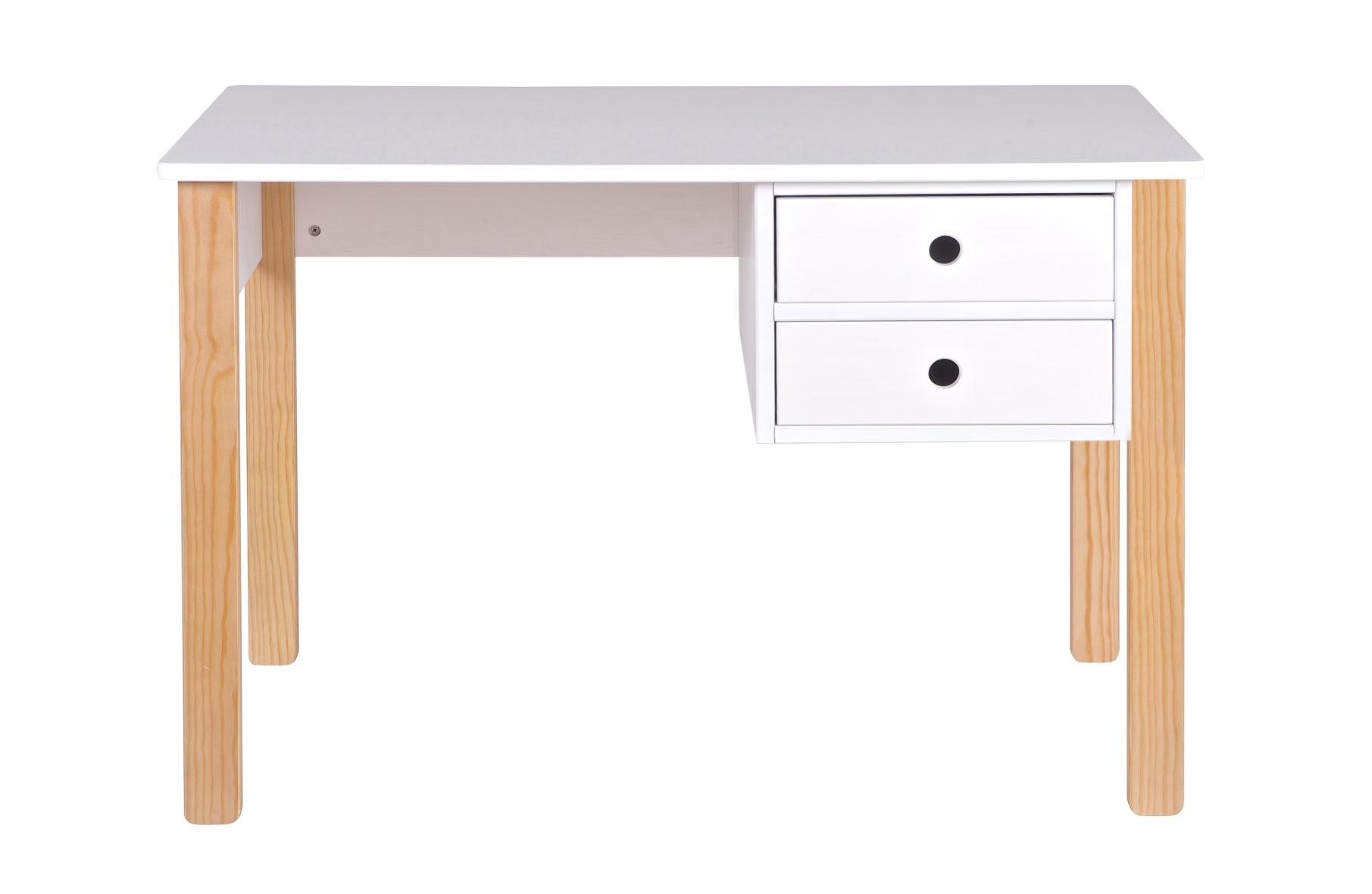 Стол Tipi DeskДетские письменные столики<br>=<br><br>Material: Сосна<br>Length см: 110<br>Width см: 55<br>Height см: 75