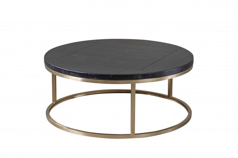 Кофейный столик EvelynКофейные столики<br><br><br>Material: Стекло<br>Height см: 43<br>Diameter см: 106