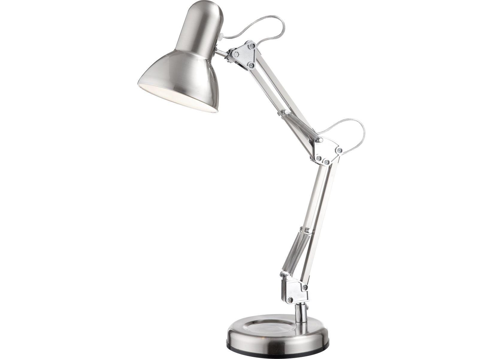 Настольная лампаНастольные лампы<br>&amp;lt;div&amp;gt;Вид цоколя: E27&amp;lt;/div&amp;gt;&amp;lt;div&amp;gt;Мощность: 40W&amp;lt;/div&amp;gt;&amp;lt;div&amp;gt;Количество ламп: 1&amp;lt;/div&amp;gt;<br><br>Material: Пластик<br>Высота см: 59