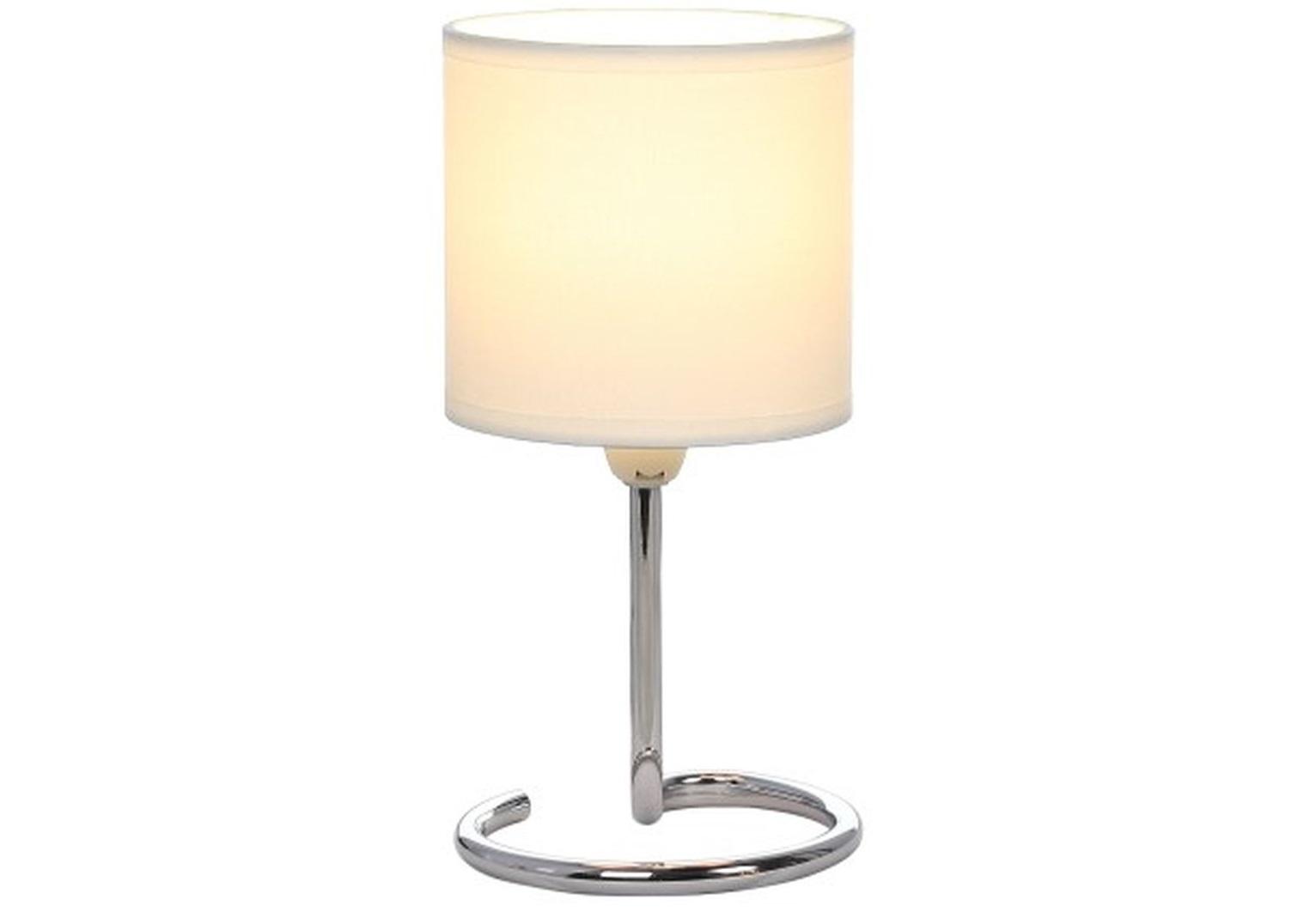 Настольная лампаДекоративные лампы<br>&amp;lt;div&amp;gt;Вид цоколя: E14&amp;lt;/div&amp;gt;&amp;lt;div&amp;gt;Мощность: 40W&amp;lt;/div&amp;gt;&amp;lt;div&amp;gt;Количество ламп: 1&amp;lt;/div&amp;gt;<br><br>Material: Металл<br>Height см: 25<br>Diameter см: 12