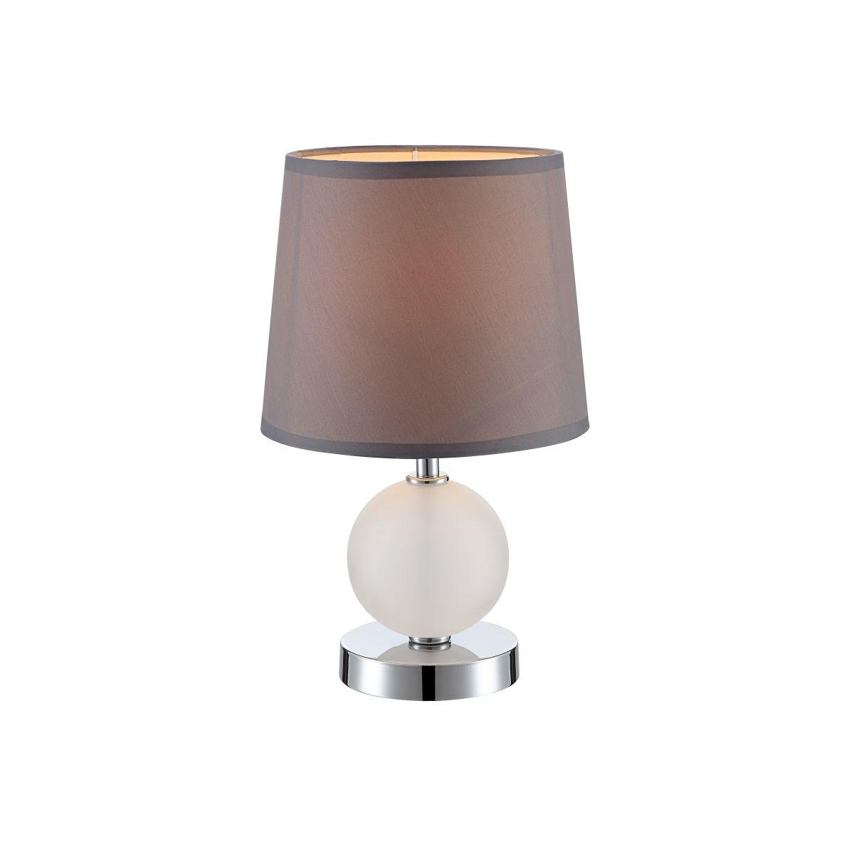 Настольная лампаДекоративные лампы<br>&amp;lt;div&amp;gt;Вид цоколя: E14&amp;lt;/div&amp;gt;&amp;lt;div&amp;gt;Мощность: 40W&amp;lt;/div&amp;gt;&amp;lt;div&amp;gt;Количество ламп: 1&amp;lt;/div&amp;gt;<br><br>Material: Металл<br>Height см: 30<br>Diameter см: 18