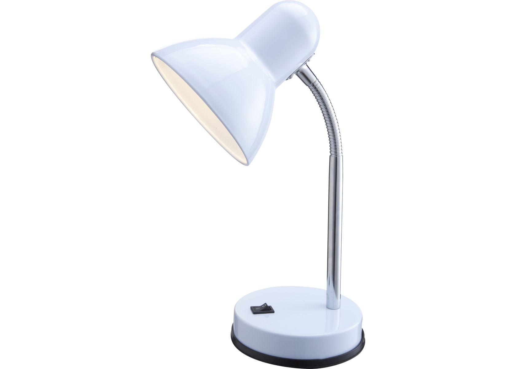 Настольная лампаНастольные лампы<br>&amp;lt;div&amp;gt;Вид цоколя: E27&amp;lt;/div&amp;gt;&amp;lt;div&amp;gt;Мощность: 40W&amp;lt;/div&amp;gt;&amp;lt;div&amp;gt;Количество ламп: 1&amp;lt;/div&amp;gt;<br><br>Material: Пластик<br>Height см: 34<br>Diameter см: 22,5