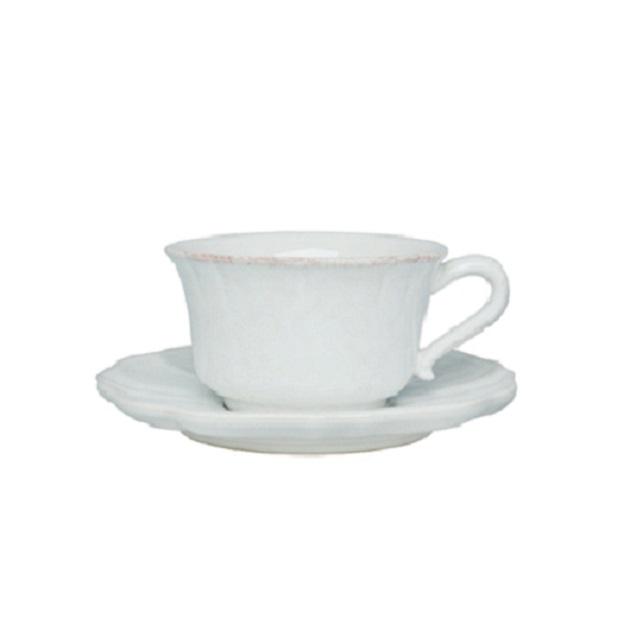 Чашка с блюдцемЧайные пары и чашки<br>Costa Nova (Португалия) – керамическая посуда из самого сердца Португалии. Она максимально эстетична и функциональна. Керамическая посуда Costa Nova абсолютно устойчива к мытью, даже в посудомоечной машине, ее вполне можно использовать для замораживания продуктов и в микроволновой печи, при этом можно не бояться повредить эту великолепную глазурь и свежие краски. Такую посуду легко мыть, при ее очистке можно использовать металлические губки – и все это благодаря прочному глазурованному покрытию.&amp;amp;nbsp;&amp;lt;div&amp;gt;&amp;lt;br&amp;gt;&amp;lt;/div&amp;gt;&amp;lt;div&amp;gt;&amp;lt;font color=&amp;quot;#000000&amp;quot; face=&amp;quot;Arial, sans-serif&amp;quot;&amp;gt;&amp;lt;span style=&amp;quot;font-size: 13px; letter-spacing: normal; line-height: normal;&amp;quot;&amp;gt;Объем: 400 мл&amp;lt;/span&amp;gt;&amp;lt;/font&amp;gt;&amp;lt;br&amp;gt;&amp;lt;/div&amp;gt;<br><br>Material: Керамика