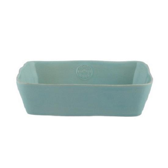 Блюдо для запеканияДекоративные блюда<br>Costa Nova (Португалия) – керамическая посуда из самого сердца Португалии. Она максимально эстетична и функциональна. Керамическая посуда Costa Nova абсолютно устойчива к мытью, даже в посудомоечной машине, ее вполне можно использовать для замораживания продуктов и в микроволновой печи, при этом можно не бояться повредить эту великолепную глазурь и свежие краски. Такую посуду легко мыть, при ее очистке можно использовать металлические губки – и все это благодаря прочному глазурованному покрытию.&amp;amp;nbsp;<br><br>Material: Керамика<br>Width см: 35<br>Depth см: 25