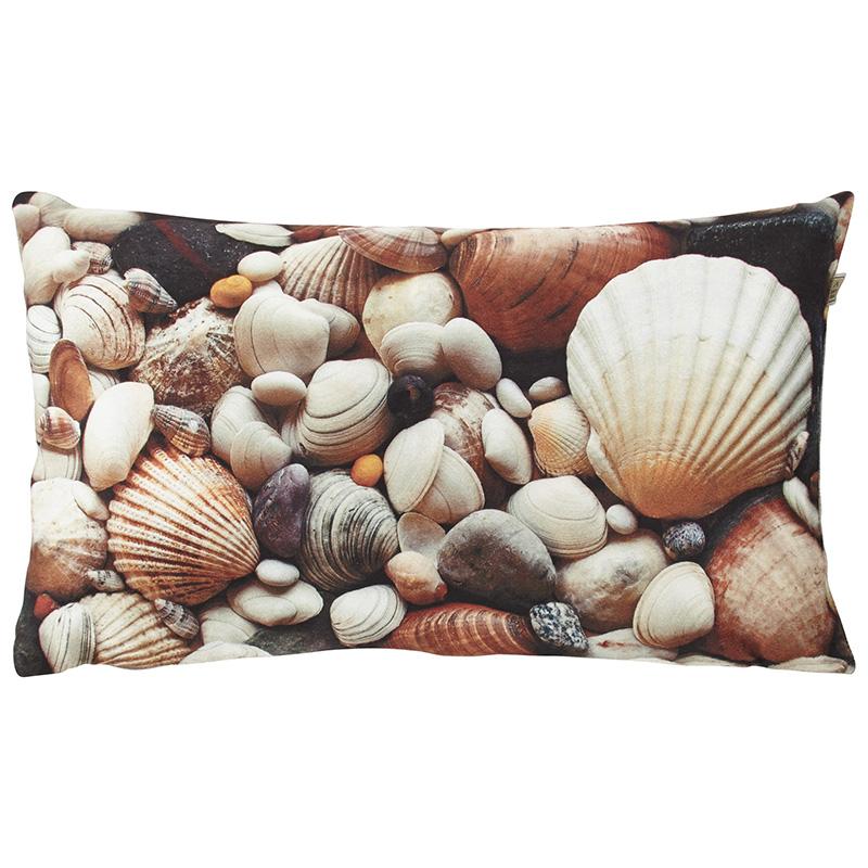 Декоративная подушка SHELLПрямоугольные подушки и наволочки<br><br><br>Material: Текстиль<br>Length см: None<br>Width см: 50<br>Height см: 30