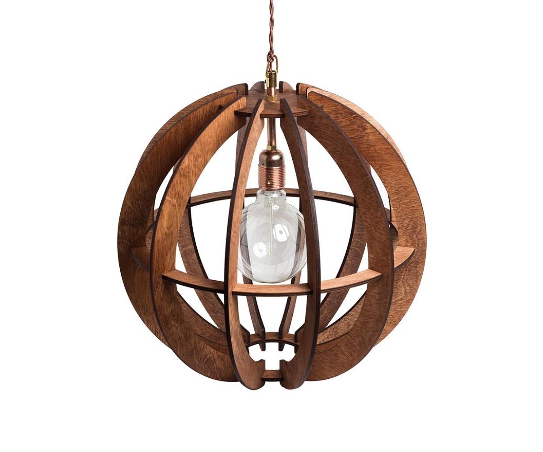 Деревянная люстра АэросфераПодвесные светильники<br>Деревянная люстра в стиле Лофт. Поставляется в собранном виде.&amp;amp;nbsp;&amp;lt;div&amp;gt;&amp;lt;br&amp;gt;&amp;lt;/div&amp;gt;&amp;lt;div&amp;gt;&amp;lt;div&amp;gt;Вид цоколя: E27&amp;lt;/div&amp;gt;&amp;lt;div&amp;gt;Мощность: 60W&amp;lt;/div&amp;gt;&amp;lt;div&amp;gt;Количество ламп: 1&amp;lt;/div&amp;gt;&amp;lt;/div&amp;gt;&amp;lt;div&amp;gt;Лампочка в комплект не входит.&amp;amp;nbsp;&amp;lt;br&amp;gt;&amp;lt;/div&amp;gt;<br><br>Material: Дерево<br>Length см: None<br>Width см: None<br>Height см: 44<br>Diameter см: 45