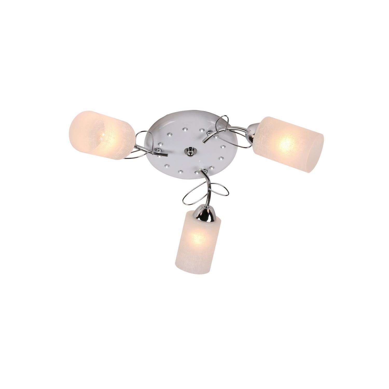 Люстра потолочная AldaЛюстры потолочные<br>Люстра имеет светодиодную подсветку (входит в комплектацию).<br>Лампочки не входят в комплект люстры. <br>Люстра поставляется в разобранном виде и имеет в комплекте все необходимые для монтажа крепежные элементы.&amp;lt;div&amp;gt;&amp;lt;br&amp;gt;&amp;lt;/div&amp;gt;&amp;lt;div&amp;gt;&amp;lt;div&amp;gt;Вид цоколя: E27&amp;lt;/div&amp;gt;&amp;lt;div&amp;gt;Мощность: 60W&amp;lt;/div&amp;gt;&amp;lt;div&amp;gt;Количество ламп: 3&amp;lt;/div&amp;gt;&amp;lt;/div&amp;gt;<br><br>Material: Стекло<br>Высота см: 20