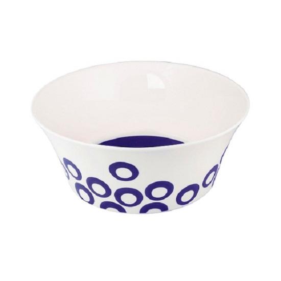 ЧашаМиски и чаши<br>MIKASA по праву считается одним из мировых лидеров по производству столовой посуды из фарфора и керамики. На протяжении более полувека категории качества и дизайна являются неотъемлемой частью бренда MIKASA. Сегодня MIKASA сотрудничает со многими известными дизайнерами, работающими для лучших фабрик мира, и использует самые передовые технологии в производстве посуды. Все продукты бренда  MIKASA безупречны с точки зрения дизайна и исполнения.&amp;amp;nbsp;<br><br>Material: Фарфор<br>Diameter см: 22
