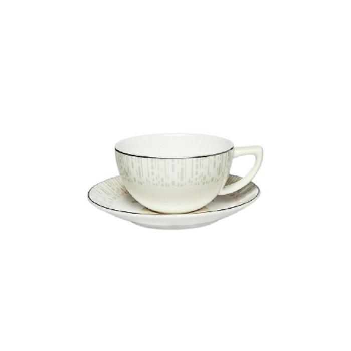 Чайная параЧайные пары и чашки<br>MIKASA по праву считается одним из мировых лидеров по производству столовой посуды из фарфора и керамики. На протяжении более полувека категории качества и дизайна являются неотъемлемой частью бренда MIKASA. Сегодня MIKASA сотрудничает со многими известными дизайнерами, работающими для лучших фабрик мира, и использует самые передовые технологии в производстве посуды. Все продукты бренда  MIKASA безупречны с точки зрения дизайна и исполнения.&amp;amp;nbsp;&amp;lt;div&amp;gt;&amp;lt;br&amp;gt;&amp;lt;/div&amp;gt;&amp;lt;div&amp;gt;&amp;lt;div&amp;gt;Объем: 200 мл&amp;lt;/div&amp;gt;&amp;lt;/div&amp;gt;<br><br>Material: Фарфор